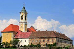 Több mint kétmilliárd forintból megújult a váci ferences kolostor
