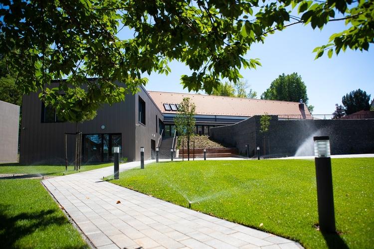 Elkészült a nyíltvízi edzőközpont Dunakeszin