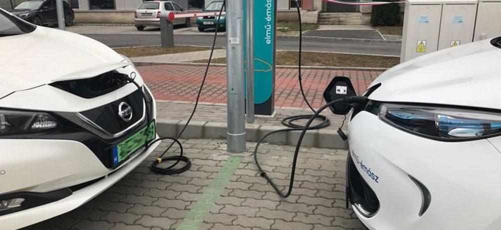Hol töltheted fel elektromos járműveidet Gödöllőn